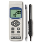 SD Card Data Log Type Digital Heat Ray Type Wind Speed/Volume Meter