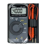Card-Type Multimeter MT-4050