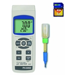 SD Card Datalogger Digital PH Meter PH-230SD