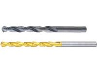 High-Speed Steel Drill, Straight Shank/Regular