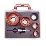 Composite (High) Bullet Core Drill BOX Kit