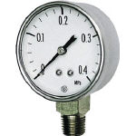 Small Pressure Gauge (A Frame Vertical Type / φ50)