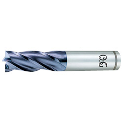 V Coating XPM End Mill (4-Flute Short Type) V-XPM-EMS