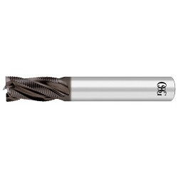WXL Coating End Mill (Roughing Short Fine Pitch Type) WH-RESF