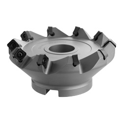 F4033 SL F4000 Series High-Rigidity Face Mill F4033 Shell Type