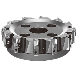 F2010 P4S75R Milling Cutter Series, General-Purpose Type