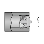 Tool Bit for Turning Processing
