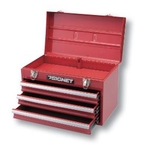 Tool Box 3-Stages (Red) SG306BRW