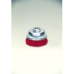 Grit Cup Brush, with Abrasive Grain #60