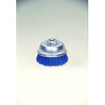 Grit Cup Brush, with Abrasive Grain #180