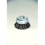 Steel Wire Twisted Cup Brush