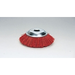 Grit Bevel Brush, with Abrasive Grain #60
