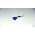 Cylindrical Brush with Caulking Grit Shaft, with Abrasive Grain #180
