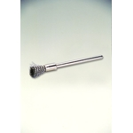 Miniature Stainless Steel Shaft Mounted Cylindrical Brush
