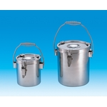 Sealed SUS304 1 to 27 L Transport Can, with Handle