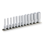 Deep Socket Set (Hex with Holder) HSBL212