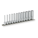 Deep Socket Set (Hex with Holder) HSL212