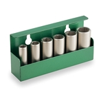 Long Socket Set for Impact Wrenches (Wall Hanging Type) NV306