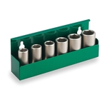 Long Socket Set for Impact Wrenches (Wall Hanging Type) NV406