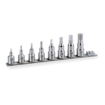SUS Hexagonal Socket Set (with Holder) SHH308