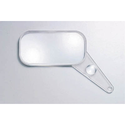 Acrylic Square Magnifier