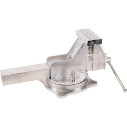 Stainless Steel Vise (Rotating Mount Type)