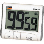 Digital Timer (Large LCD Display Type)