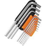 Hex Wrench Set (9 Pieces per Set)