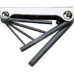 Hex Wrench Set (Knife Type)