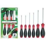 Set of Soft Finish® Torx® Screwdriver with Magic Spring
