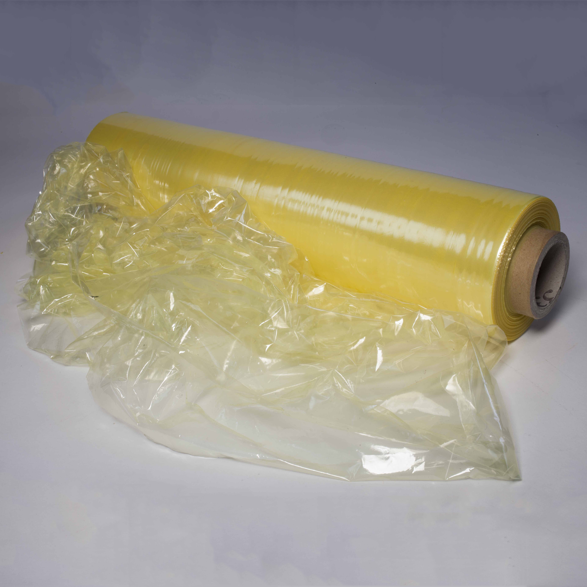 Mil Ferrous Yellow Stretch Film