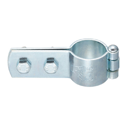 Vertical Pipe Fitting  CL Standing Band (Electrogalvanized/Stainless Steel)