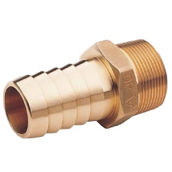 Hose Fitting Large Nipple (Forged) HN