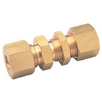 Ring Fitting, Two-Port Ring Joint RW with Lock Nuts  RW