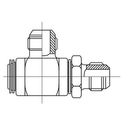 Swivel Joint, JL-GG Series