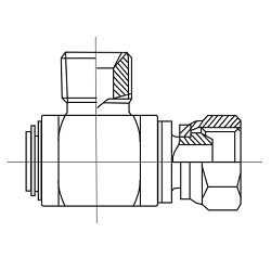 Swivel Joints, JL-KL Series