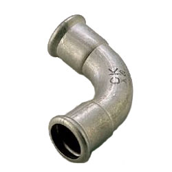 Stainless Steel Tube Press Fittings SUS Press Elbow