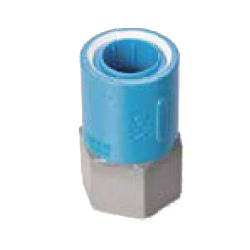 Pre-Seal Core Fitting Insulation Type Z Series Female Adapter Class ZF Socket (Fitting for Prevention of Contact Between Dissimilar Metals) for Device Connection