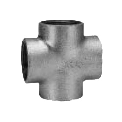 CK Fittings Threaded From Malleable Iron Pipe Fitting Cross