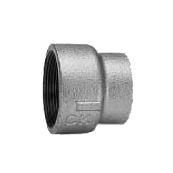 CK Fittings - Screw-in Type Malleable Cast Iron Pipe Fitting - Socket with Different Diameters