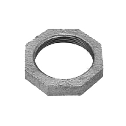 CK Fittings - Screw-in Type Malleable Cast Iron Pipe Fitting - Stopping Nut (Lock Nut)