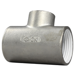 CK Pre-Seal SUS Fitting Different Diameters Tees