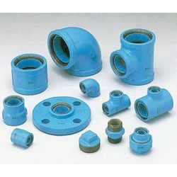 Core Fittings - for Lining Steel Pipe Connection - Elbow with Different Diameters