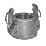 Sanitary Fitting, Special Component, DW Welded Arm Lock Coupler (for Use with Sanitary Pipes)