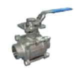 Stainless Steel Valve - CSH-BS High Ground Butt Weld Ball Valve