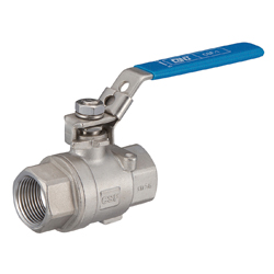 Stainless Steel Ball Valve, CSF Screw-in Ball Valve