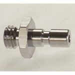 for High Valve One Touch Joint Nipple Male Screw MH