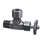 GT3V Type Miniature Valve for Copper Tube COMPRESSION ANGLE