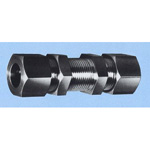 B Type wedged Fitting for Copper Pipes, GU-2 Type BULKHEAD UNION