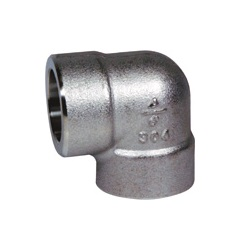 High Pressure Insertion Fitting - The SW 90°E/Elbow